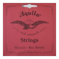 Thumbnail van Aquila 133C A tuning Red series Guilele / Guitalele