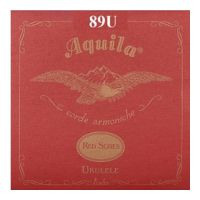 Thumbnail van Aquila 89U Red BARITONE REGULAR SET DGBE