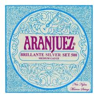 Thumbnail van Aranjuez 500 Brilliante Silver Medium gauge