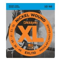 Thumbnail van D'Addario EXL110 XL nickelplated steel