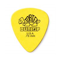 Thumbnail van Dunlop 418R.73 Tortex Standard Yellow 0.73mm