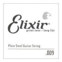 Thumbnail van Elixir 13009 .009 - Plain steel Electric or Acoustic