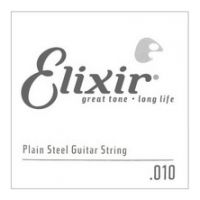 Thumbnail van Elixir 13010 .010 Plain steal - Electric or Acoustic