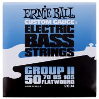Thumbnail van Ernie Ball 2804 Group II Flat wound