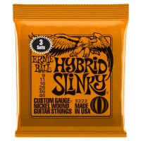 Thumbnail van Ernie Ball 3222 Hybrid Slinky Nickel plated steel 3-Pack