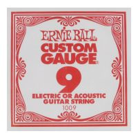 Thumbnail van Ernie Ball eb-1009 Single Nickel plated steel