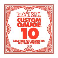 Thumbnail van Ernie Ball eb-1010 Single Nickel plated steel