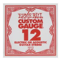 Thumbnail van Ernie Ball eb-1012 Single Nickel plated steel