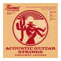 Thumbnail van Fisoma F2000 L Tramper light Silver plated Acoustic