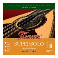 Thumbnail van Fisoma F3150-46/50 Medium Mandola supersolo Flatwound Stainless
