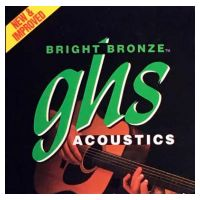 Thumbnail van GHS BB80 Bright bronze™ - Light 12 string