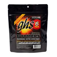 Thumbnail van GHS GBL-6P Boomers 6-pack Roundwound Nickel-Plated Steel