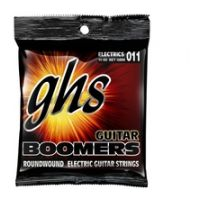 Thumbnail van GHS GBM Boomers Roundwound Nickel-Plated Steel