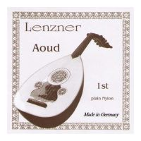 Thumbnail van Lenzner 2810  Aoud Silvered copperwound nylon