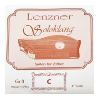 Thumbnail van Lenzner K5510 Soloklang Griff set for Konzertzither