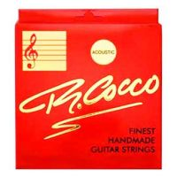 Thumbnail van R. Cocco RC12A Handmade Acoustic Strings Bronze Round Wound