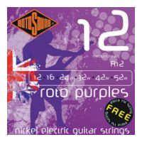 Thumbnail van Rotosound R12 Roto 'Purples' Medium Heavy