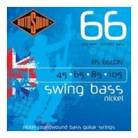 Thumbnail van Rotosound RS 66LDN Swingbass Roundwound nickel