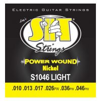 Thumbnail van SIT Strings S1046 Power Wound Rock n' Roll Nickel Electric