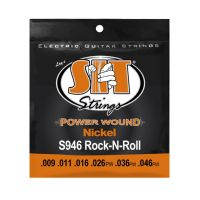 Thumbnail van SIT Strings S946 Power Wound Rock n' Roll Nickel Electric